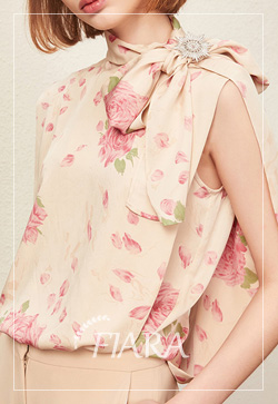 [수입][즉시발송] 발렌타인 장미 셔츠