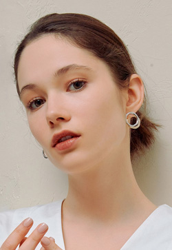 [수입] 어라운드 어글리 귀걸이