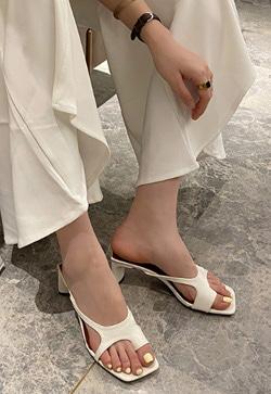 [수입] 아트라인 마실 슈즈 30대여성쇼핑몰 결혼식하객패션 하객원피스 수입여성의류 원피스쇼핑몰 연예인원피스
