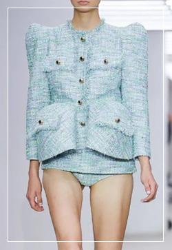[수입] 머큐리 연두 트위드 자켓 30대여성쇼핑몰 결혼식하객패션 하객원피스 수입여성의류 원피스쇼핑몰 연예인원피스