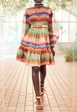 [수입] 비비드 먼로룩 프릴 원피스 30대여성쇼핑몰 결혼식하객패션 하객원피스 수입여성의류 원피스쇼핑몰 연예인원피스
