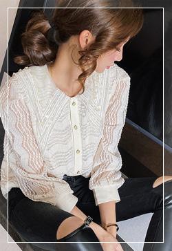 [수입] 마리오네트 스팽글 셔츠 30대여성쇼핑몰 결혼식하객패션 하객원피스 수입여성의류 원피스쇼핑몰 연예인원피스