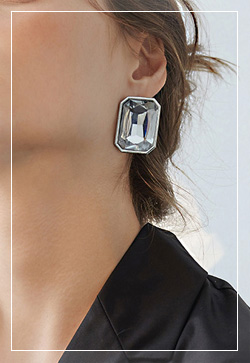 (수입) 모나코 프랑스 귀걸이