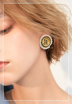 (수입) 로얄비 동그라미 귀걸이