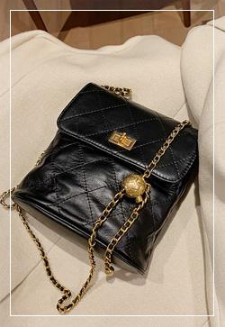 [수입] 뮤즈퀼팅 클래식백 가방