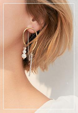 (수입) 메르시 퀸즈진주 귀걸이
