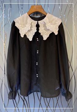 (수입) 베니스 카라레이스 셔츠