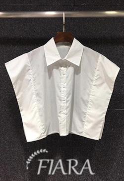 (수입) 리얼카라 쇼트 셔츠