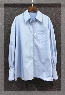 (수입) 매너블루 베이직 셔츠